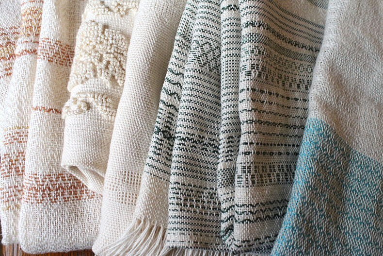 Linen and cotton to dress the house or to dress you.